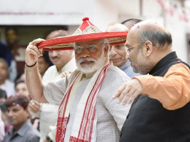 Whether the BJP has achieved total political dominance is still an open question. BJP continues to fail against regional parties and non-Congress opposition space in India remains vibrant, muscular and remarkably obstinate.