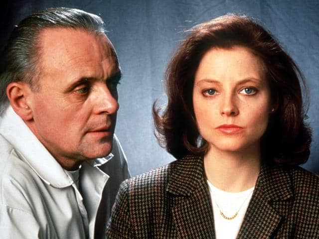Jodie Foster,Anthony Hopkins,Silence of The Lambs