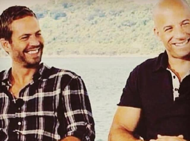 With production on Fast 8 currently underway, Diesel, 48, shared a touching account he had with one of the film's crew members with his social media followers.
