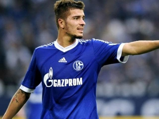 Roman Neustadter has been included in Russia's squad for the European Championship.