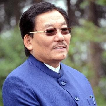 Sikkim CM Pawan Chamling has been awarded twice by the Sikkim Sahitya Parishad - Chintan Puraskar in 1987 for the best poem and Bhanu Puraskar in 2010.