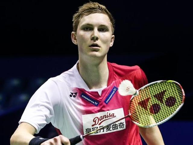 Denmark defeated Indonesia 3-2 on Sunday to claim its first Thomas Cup badminton title.