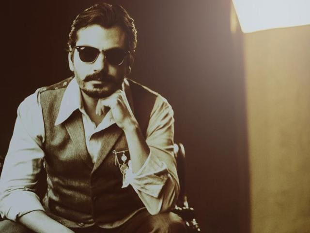 """""""I have to push myself to feel other people's emotions,"""" says Nawazuddin Siddiqui."""