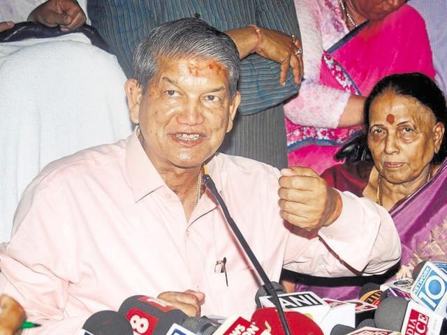 Uttarakhand CM Harish Rawat