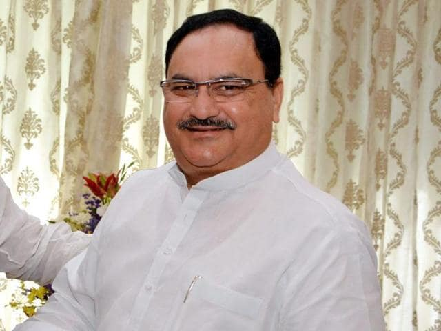 Union minister for health and family welfare, J P Nadda will call on President Pranab Mukherjee on Monday afternoon to offer clarifications over the NEET ordinance.