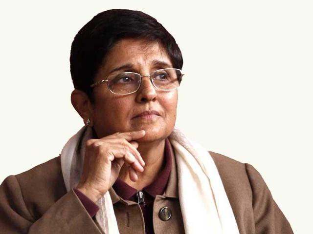 Kiran Bedi,Puducherry,Lieutenant Governor