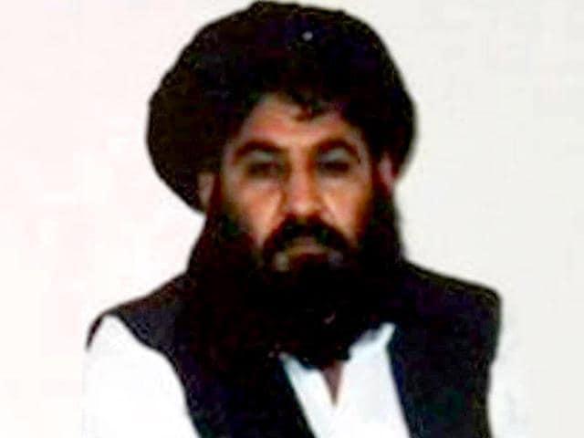 Taliban leader killed,Mullah Akhtar Mansour,US strike on Afghan Taliban leader
