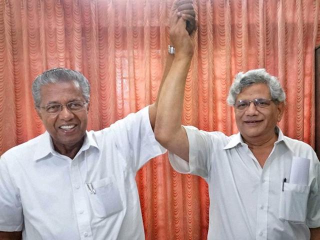 Kerala assembly elections 2016,Pinarayi Vijayan cabinet,Kerala ministry