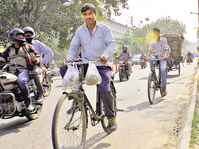 Kota Municipal Corporation's Cycle Sharing Project  would be particularly beneficial for daily wage workers who commute daily between the city and their residences located in the periphery areas.