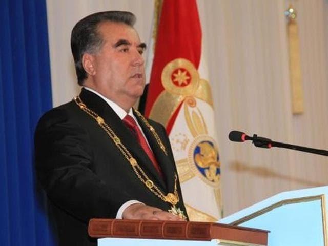 Emomali Rakhmon,Tajikistan,Tajikistan President
