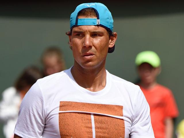 Nadal is 19-4 on clay thus far this season, including titles at Monte Carlo and Barcelona.