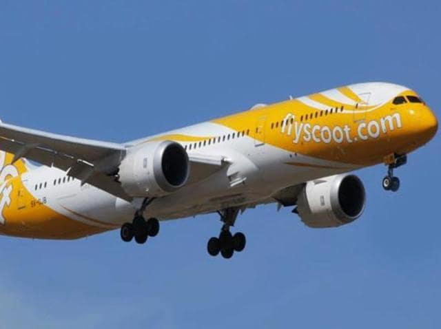 The first Scoot flight will land at Amritsar around 1pm on Tuesday and return flight will take off around 2.10pm.