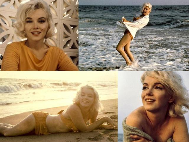 Just last year, rare photos of Marilyn Monroe, taken just weeks before her untimely death, went to auction in London.