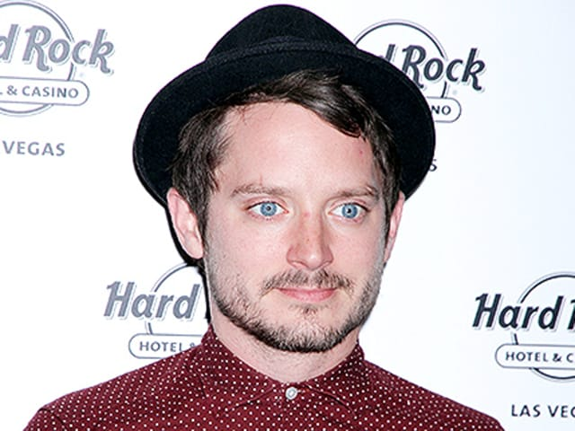 Elijah Wood Says Hollywood Has A Paedophile Ring