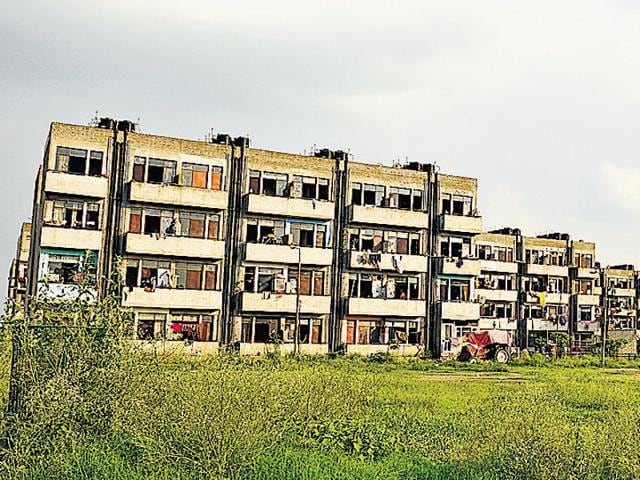 CHB,Chandigarh Housing Board,Housing Board flats