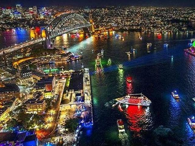 For the first time ever, the world's largest festival of light, music and ideas will illuminate Sydney for 23 nights from May 27 through to June 18.