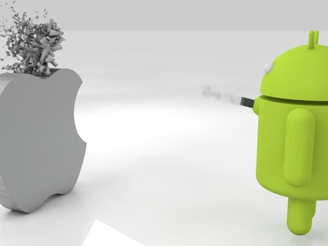Google,Android,Apple