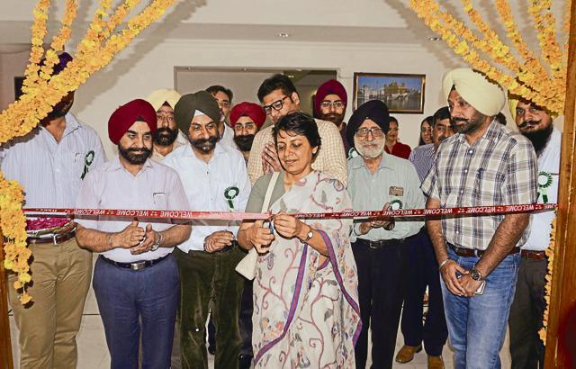Punjab health and family welfare principal secretary Vini Mahajan inaugurating the state's first drug rehabilitation centre for women in Amritsar on Sunday.