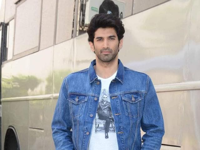 Aditya Roy Kapur has joined a popular gym in Colaba to ensure that he is devoting enough time to his workouts.