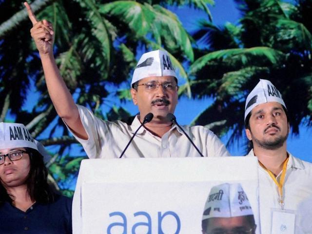 Aam Aadmi Party,Goa assembly polls,Aap in Goa