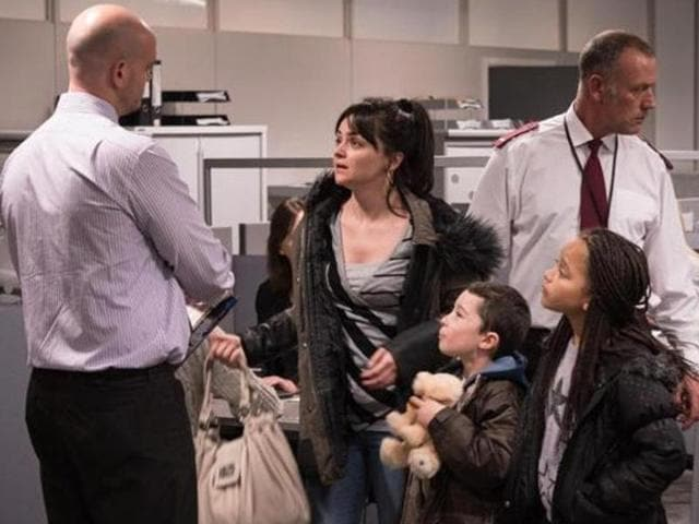 Ken Loach's I, Daniel Blake, takes a hard look at the unsympathetic British bureaucracy.