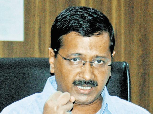 """The court's order came on a criminal defamation complaint filed against Kejriwal by a constable of Govindpuri police station who had claimed he was insulted by the CM's remark in a TV interview in which he had referred to police as """"thulla""""."""
