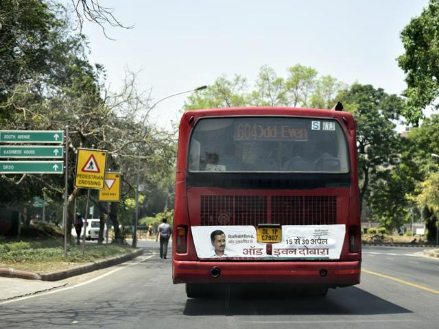The Delhi government on Monday notified the bus aggregator policy for app-based premium bus services, starting June 1.