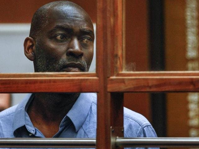 In this May 22, 2014 file photo, actor Michael Jace appears in court in Los Angeles.