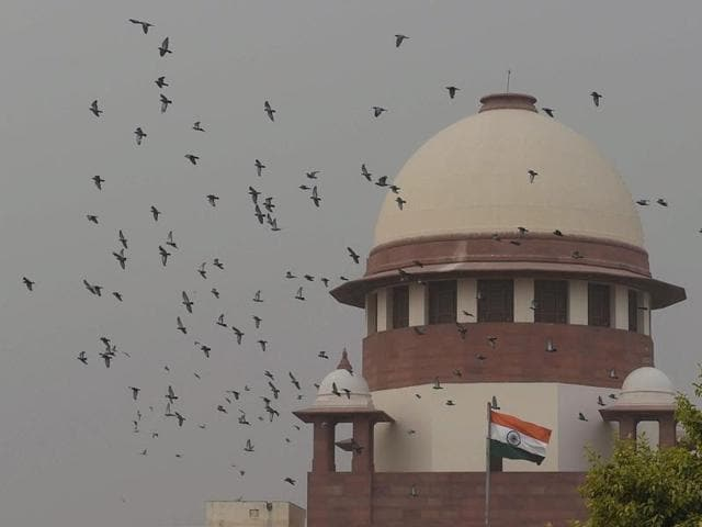 The judiciary needs to evolve a robust set of principles on the basis of which it will, on its own, differentiate its interventions on matters which are not related to law and are actually policy questions(PTI Photo)