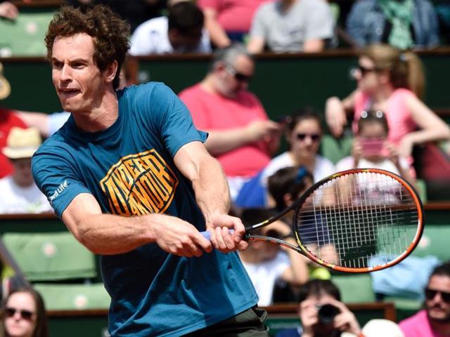 Andy Murray,Stanislas Wawrinka,French Open 2016