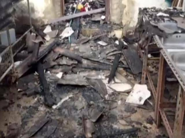 Thailand school,Thailand school fire,Hill-tribe girls killed