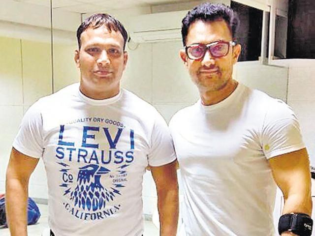 Aamir Khan,Dangal,Bollywood film