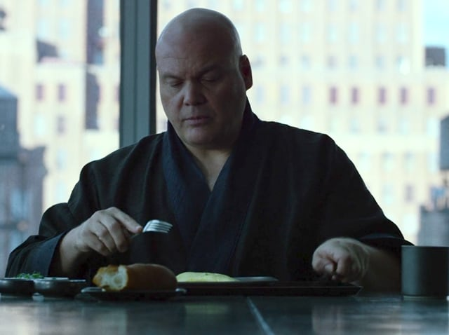 Spider Man Homecoming,Wilson Fisk,Vincent D'Onofrio