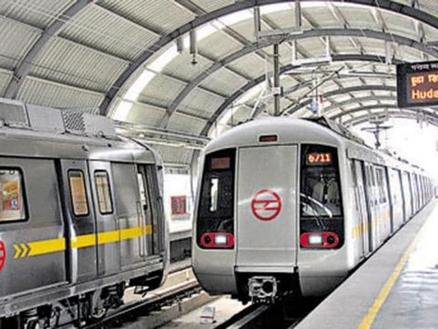 A high-level meeting was held here on Monday that was attended by the officials of Delhi Metro Rail Corporation, UT administration and officials from Punjab and Haryana.