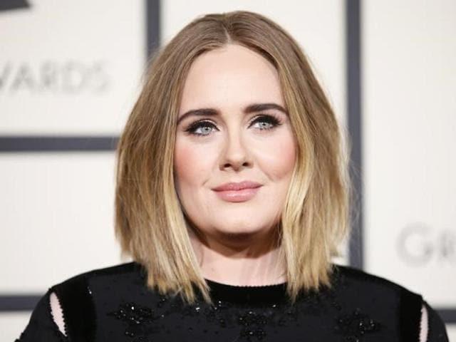 British singer Adele,Sony Music,Adele Sony deal
