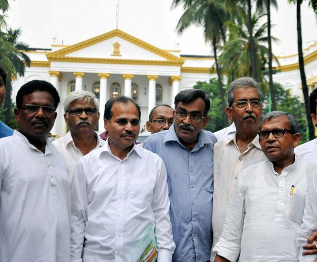 West Bengal Pradesh Congress Committee president Adhir Chowdhury has said that the Congeess will stand by its alliance with the Left.