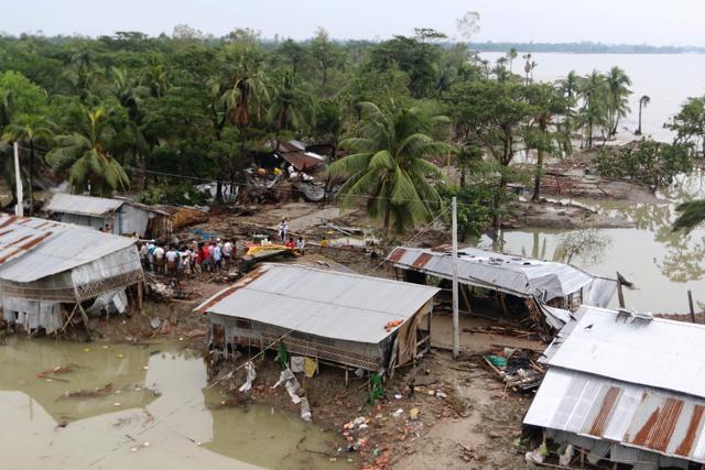 Cyclone Roanu,cyclone,Bangladesh