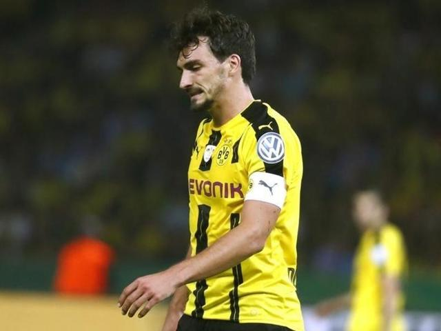 Mats Hummels' transfer has reportedly cost Bayern Munich 38 million Euros.