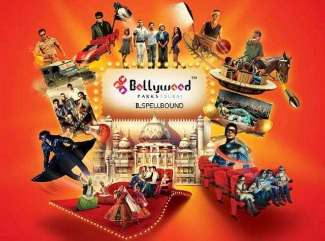 Bollywood Parks Dubai will open to public in October 2016.