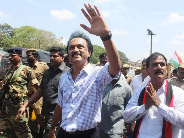 Stalin,Tamil Nadu polls,DMK