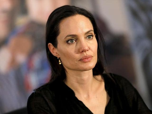 """Angelina Jolie was named as one of four new """"visiting professors in practice"""" who will contribute to a new master's programme on """"women, peace and security"""" at LSE."""
