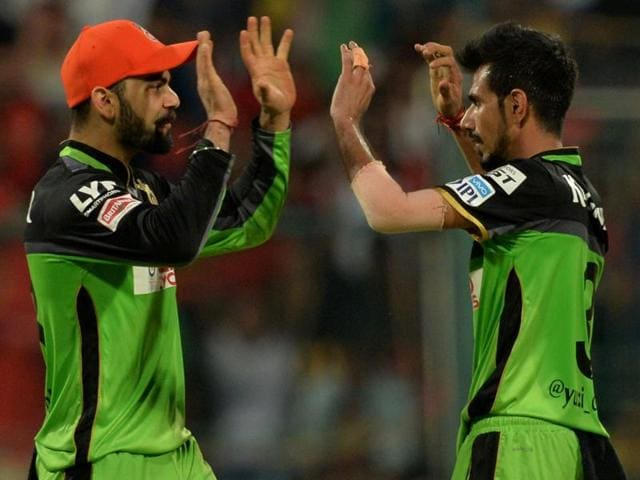 Another youngster who has flowered under Kohli is leg-spinner Yuzvendra Singh Chahal.