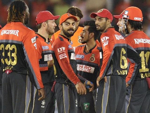 Royal Challengers Bangalore made it to the play-offs on the back of six losses.