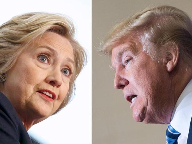 Never in the history of the Post-ABC poll have the two major party nominees been viewed as harshly as Clinton and Trump, said the Washington Post.