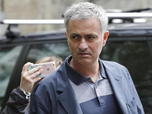 Mourinho was sacked by Chelsea in December after a miserable campaign marred by a series of rifts with the club's star players.