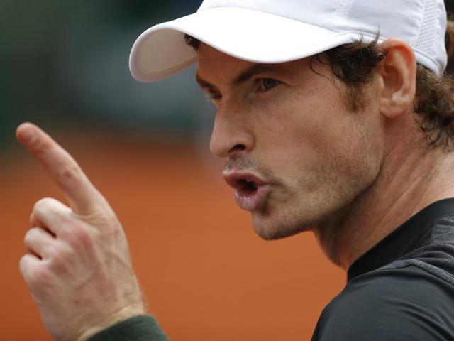 Andy Murray,French Open,Radek Stepanek