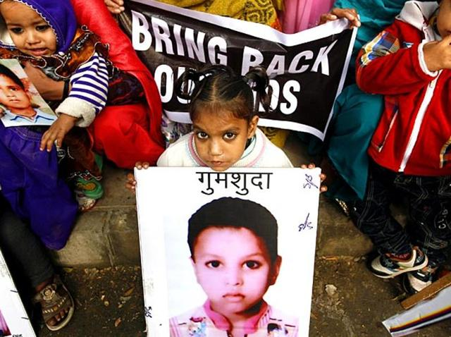 Missing children in India,Bengal missing children,Child Rights and You