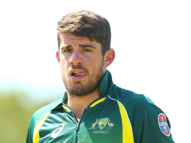Moises Henriques played the last of his three Tests during Australia's 2013 tour of India.