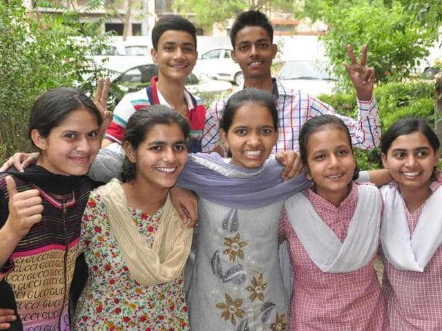 Haryana Board,Class 10 results,toppers