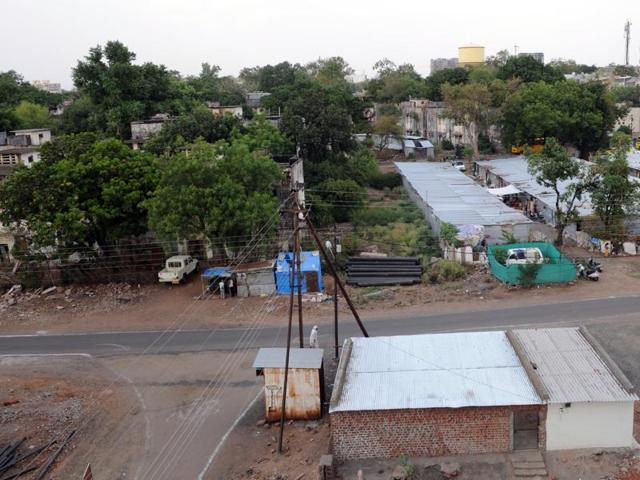 Smart city project,Bhopal smart city,Smart city project shifted